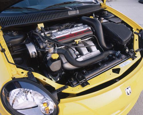 OEM Mopar SRT-4 Valve Cover - Maintenance - Neon SRT-4 Performance Parts | TurboNeonStore.com