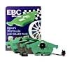 EBC Green Stuff SRT-4 Front Brake Pads Set