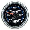 Autometer Cobalt Water Temperature Gauge