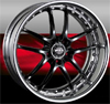 Piaa Super Rpzza Forged EVO Rims 19x8