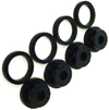 Energy Suspension Black Shifter Stabilizer Bushings - Neon SRT-4