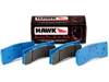 Hawk Blue Front SRT-4 Track Brake Pads