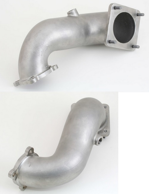 AGP Big Turbo O2 Housing- Neon SRT-4