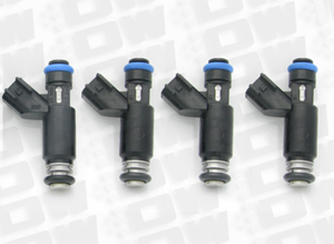 Deatschwerks 650cc Fuel Injectors Set of 4 - SRT-4 Neon