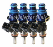 FIC 1100cc Injector Set (High-Z) - Neon SRT-4