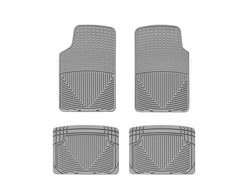 WeatherTech Grey All-Weather Floor Mats - SRT-4