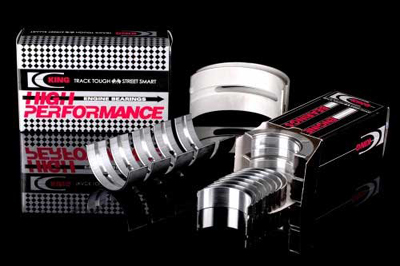 King Standard Rod Bearings - SRT-4