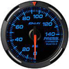 DEFI Blue Racer 52mm Pressure