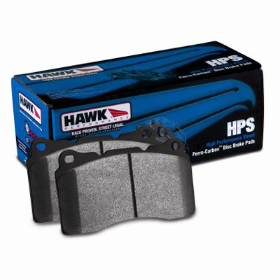 Hawk Performance Ceramic Street Rear Brake Pads - SRT-4
