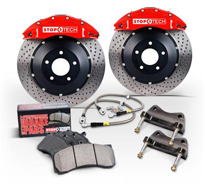 Stoptech Front Big Brake Kit - SRT-4
