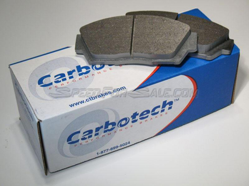 Carbotech XP10 Rear Brake Pads - Neon SRT-4