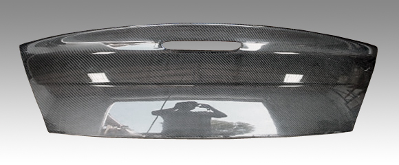 Carbon By Design PVO Molded Deck Lid - SRT-4