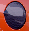 Carbon Fiber Gas Cap Cover SRT-4