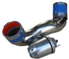 Ultimate Racing SRT-4 Upper Intercooler Cold Side Pipe Kit