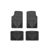 WeatherTech Black All-Weather Floor Mats - SRT-4