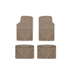 WeatherTech Tan All-Weather Floor Mats - SRT-4