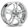 "American Racing Axl 18"" Chrome Plated Rims Set of 4 - Neon SRT-4"